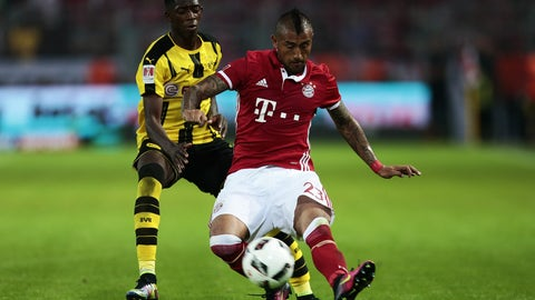 Borussia Dortmund vs. Bayern Munich - November 19