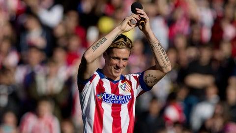 Fernando Torres, Atletico Madrid (1995-2007, 2015-present)