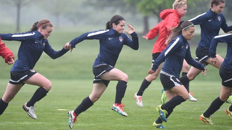 Move over, Seattle -- the Washington Spirit look close to the Shield