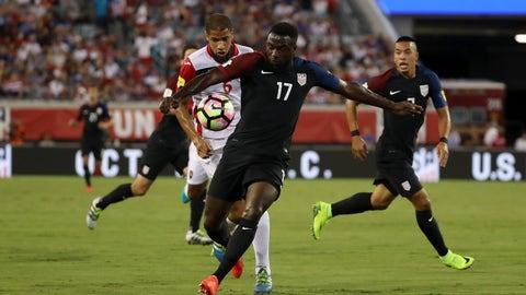 June 9, 2017 vs Trinidad and Tobago