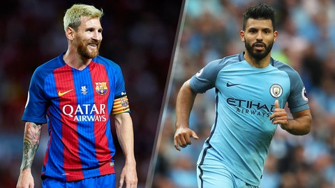 Group C: Barcelona, Manchester City (Gladbach, Celtic)
