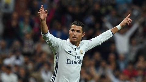 Ronaldo comes to Real's rescue again