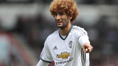 "Marouane Fellaini: The ""orange crush"""