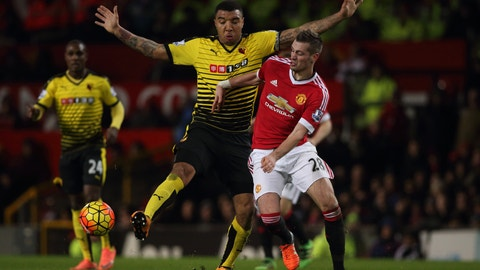 Watford vs. Manchester United - Sunday, 7 a.m.