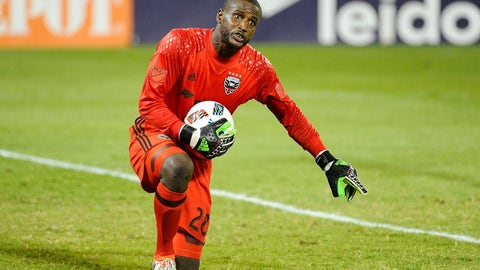 D.C. United: Close to clinching, but not in the clear