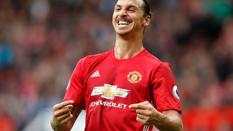 There's only one Zlatan