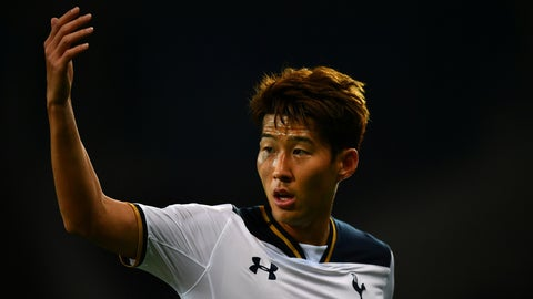 Son Heung-min spares Spurs' blushes