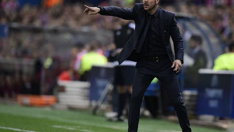 Simeone shines bright again