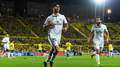 Marco Asensio, 20, Real Madrid