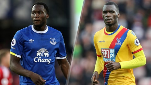 Friday: Everton vs. Crystal Palace
