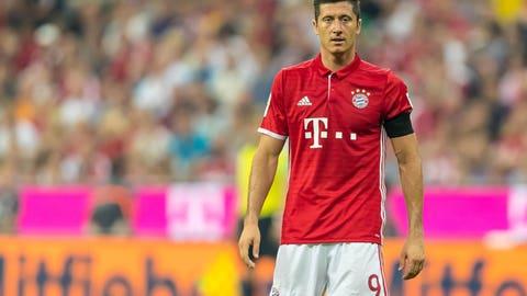 Robert Lewandowski, Bayern Munich (90 overall)