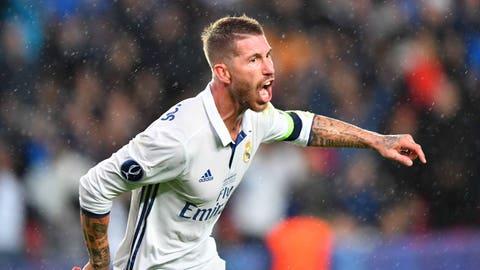 Sergio Ramos, Real Madrid (89 overall)