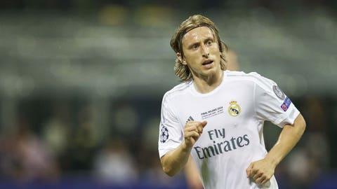 Luka Modric, Real Madrid (89 overall)