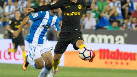 Antoine Griezmann, Atletico Madrid (88 overall)