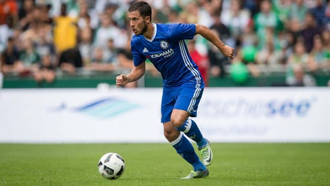 Eden Hazard, Chelsea (88 overall)