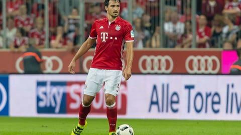 Mats Hummels, Bayern Munich (87 overall)