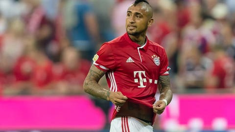 Arturo Vidal, Bayern Munich (87 overall)