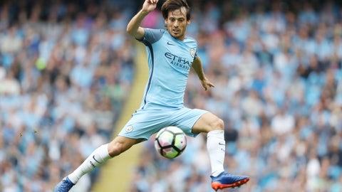 David Silva, Manchester City (87 overall)