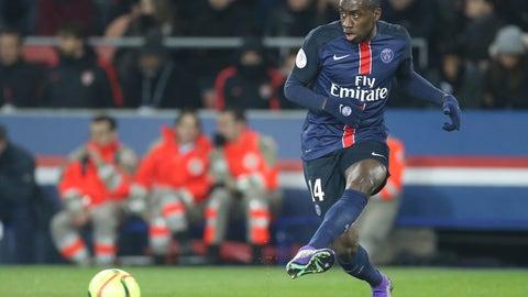 Blaise Matuidi, Paris St. Germain (86 overall)