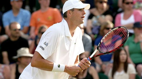 Day 2: Isner in control