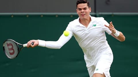 Day 2: Strong start for Raonic