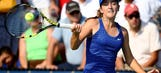U.S. Open: 15-year-old American Bellis upsets Cibulkova, Serena wins