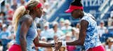 Venus and Serena Williams advance to doubles quarters at U.S. Open