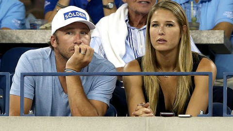 Olympic skier Bode Miller and wife Morgan Beck