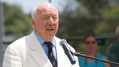 Bud Collins, commentator, June 17, 1929-March 4, 2016