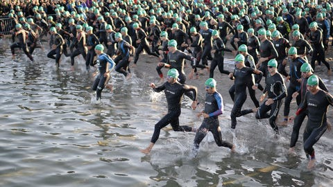 25. Triathlon