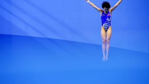 9. Diving