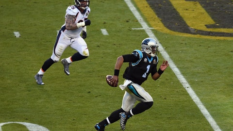 Super Bowl winner: Carolina Panthers (12/1)