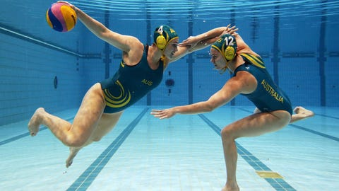 19. Water Polo