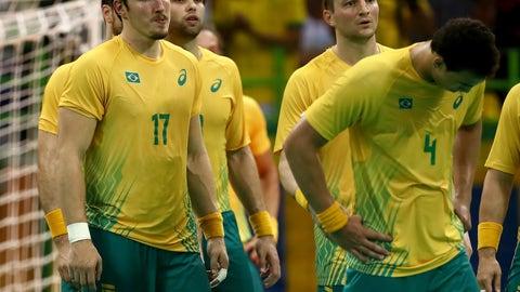 Brazil is having a historically bad Olympics