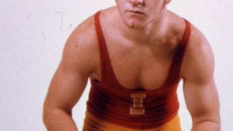 Dan Gable (1972); wrestling; 1 G