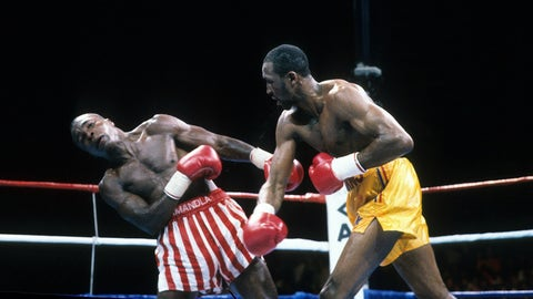 Sugar Ray Leonard vs. Thomas Hearns