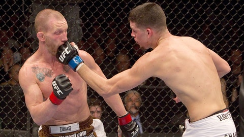 Nate Diaz vs. Gray Maynard