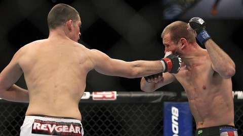 Nate Diaz vs. Donald Cerrone
