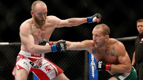 Gray Maynard vs. TJ Grant