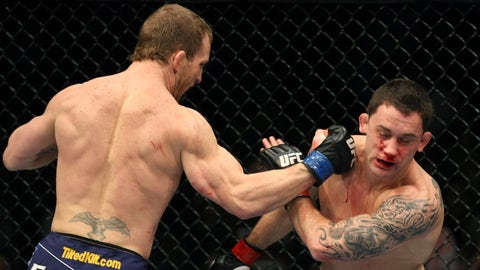 Gray Maynard vs. Frankie Edgar