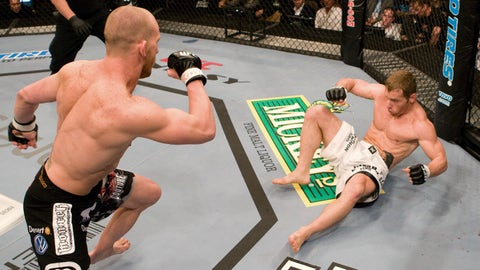 Gray Maynard vs. Joe Veres