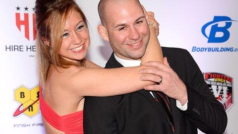 Jennifer and Kenny Robertson