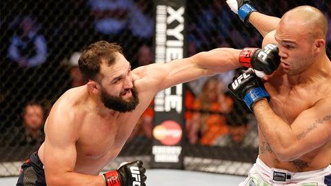 UFC 171 Fight Night
