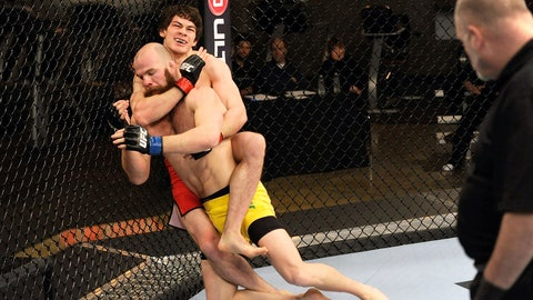 TUF Nations Episode 12