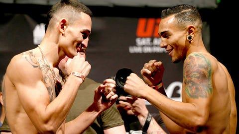 UFC 172 Weigh-In