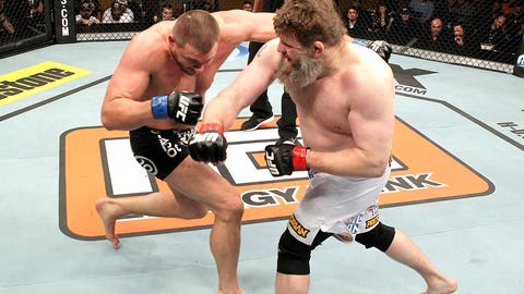 9. Roy Nelson