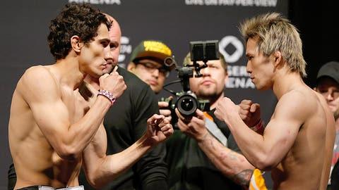 UFC 174 Weigh-In