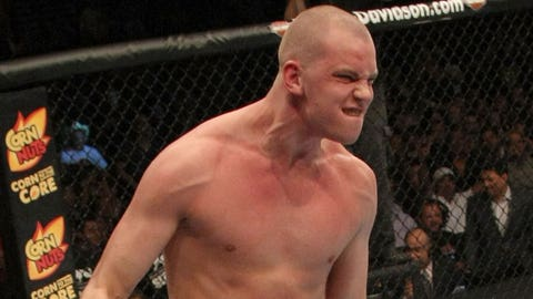 Stefan Struve vs. Alexander Volkov headlines the UFC's return to the Netherlands
