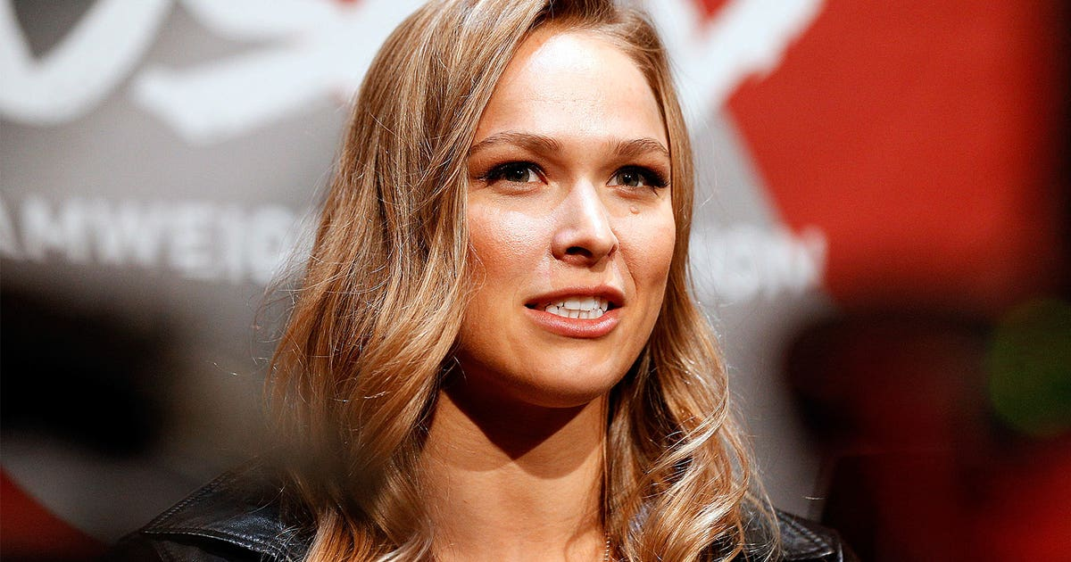 Ronda Rousey On Fighting At Ufc 176 If They Needed Me To