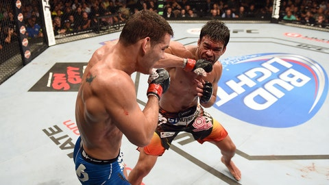 Weidman vs. Machida